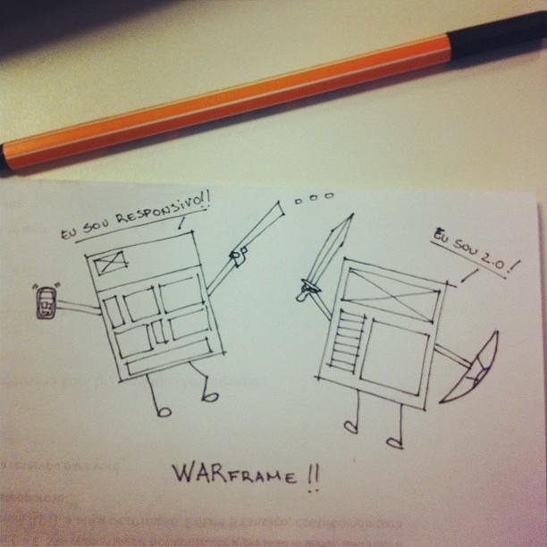Warframe!